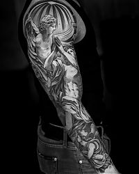 Art & Creativity: creative tattoo
