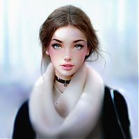 Art & Creativity: Photorealistic portraits by Irakli Nadar