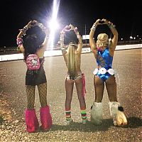 TopRq.com search results: Girls From Electric Daisy Carnival 2014, Las Vegas, United States