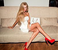 TopRq.com search results: glamour girl with beautiful long legs