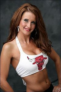 TopRq.com search results: NBA cheerleader girls