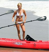 TopRq.com search results: girl with a kayak