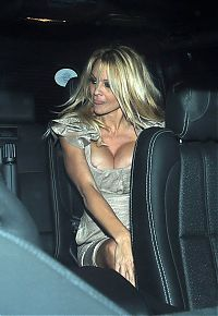 Celebrities: Pamela Denise Anderson