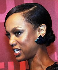 Celebrities: Tyra Lynne Banks