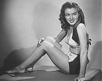 Norma Jeane Mortenson, before she became Marilyn Monroe